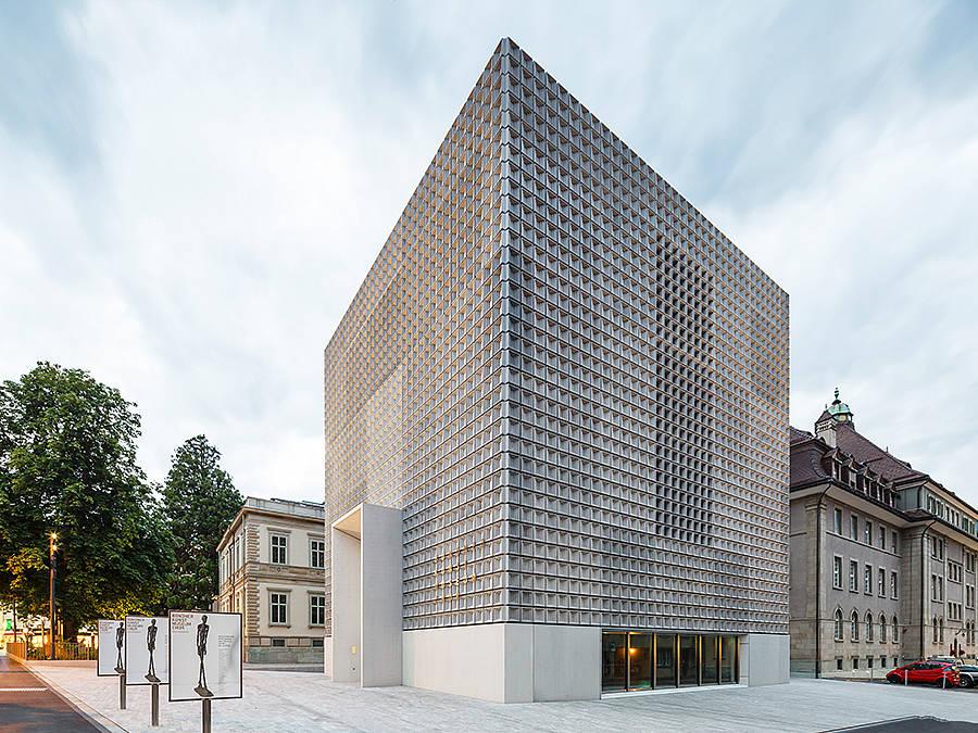 RECLI Bündnermuseum Chur Ansicht