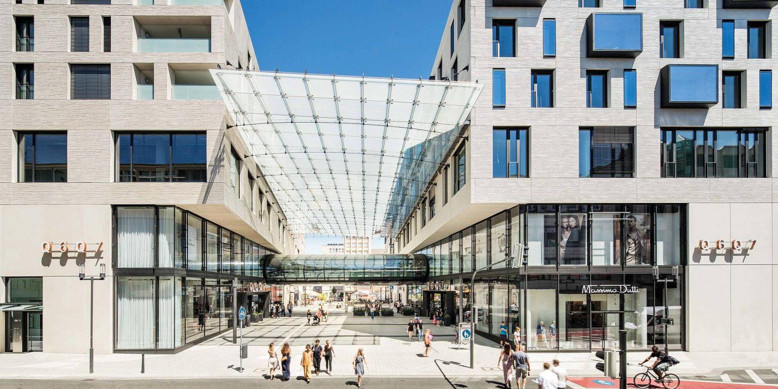 RECKLI Verwandlung im Quadrat Mannheim